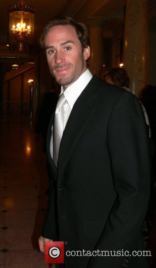 Joseph Fiennes 7th annual Cinema for Peace Award...