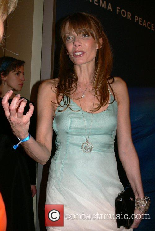 Ursula Karven 7th annual Cinema for Peace Award...
