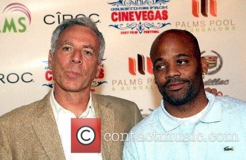 Damon Dash and Guest CineVegas 2007 Film Festival...