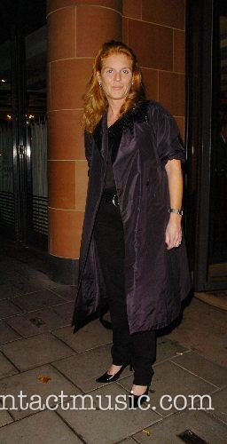 Outside Cipriani Restaurant in Mayfair