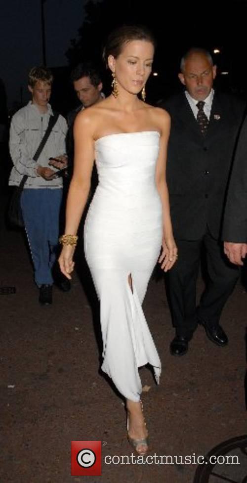 Kate Beckinsale,  UK Premiere of 'Live Free...