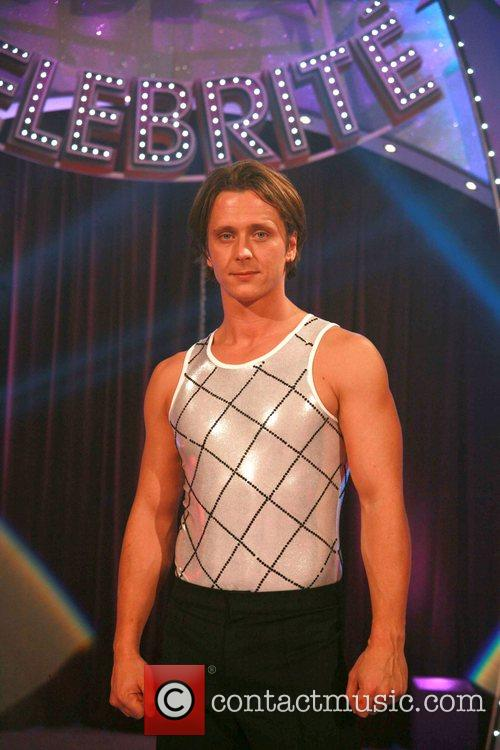 Ritchie Neville posing for photographers at 'Cirque de...