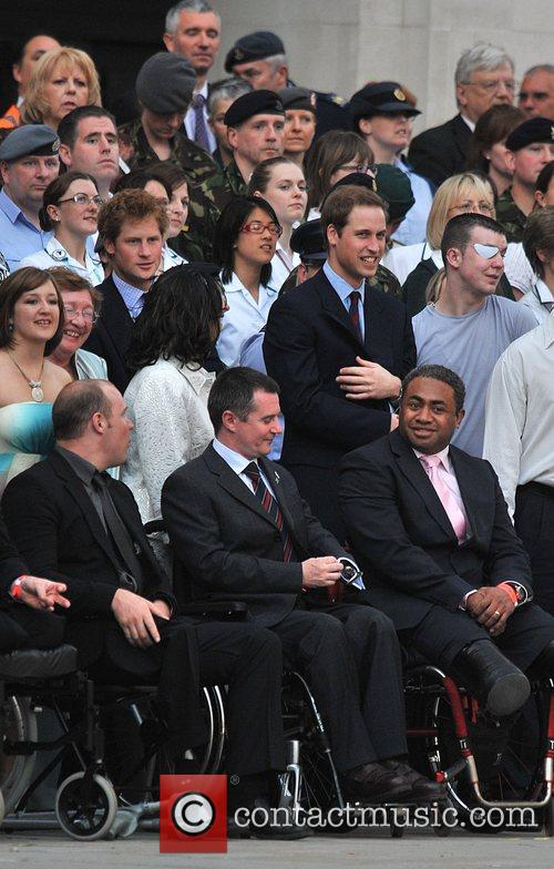 Prince Harry and Prince William 13