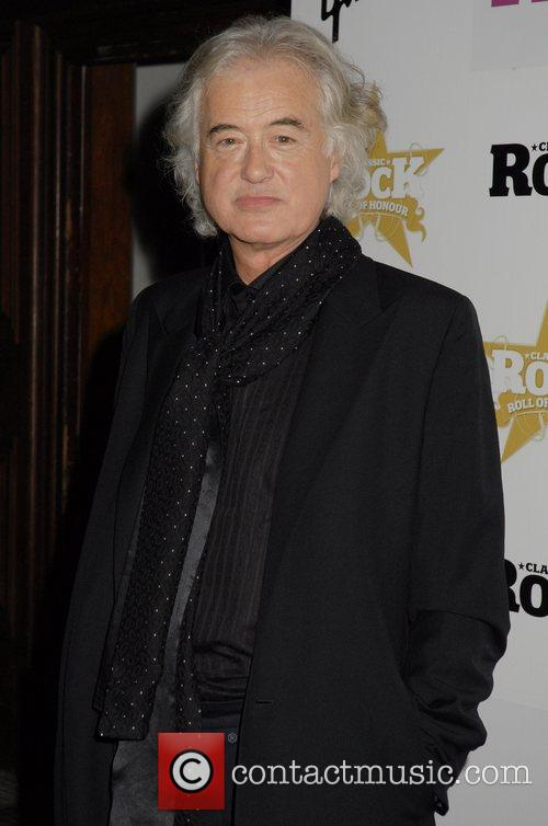 Classic Rock Roll Of Honour Awards 2007- Arrivals