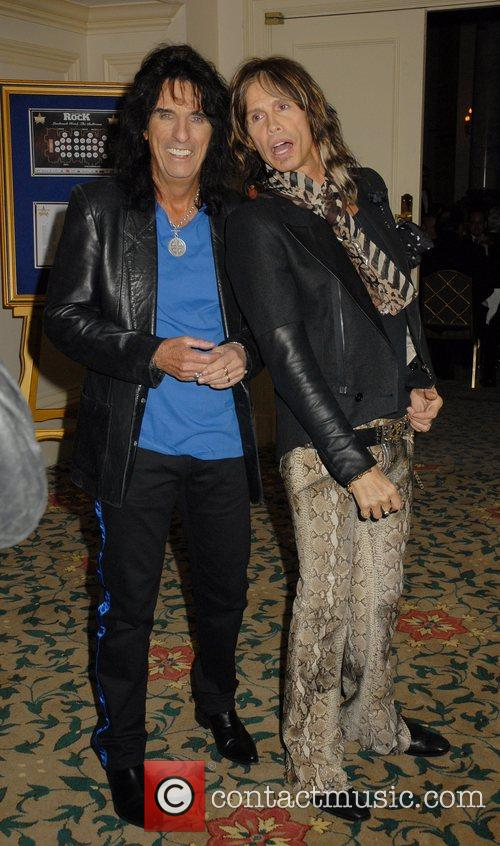 Alice Cooper and Steven Tyler 1