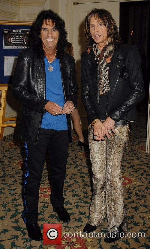 Alice Cooper and Steven Tyler 2