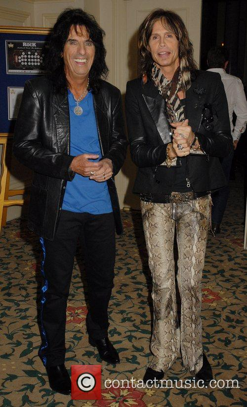 Alice Cooper and Steven Tyler 3