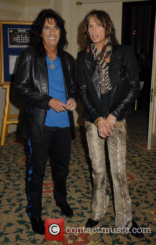 Alice Cooper and Steven Tyler 4