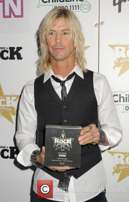 Classic Rock Roll Of Honour Awards 2007- Press...