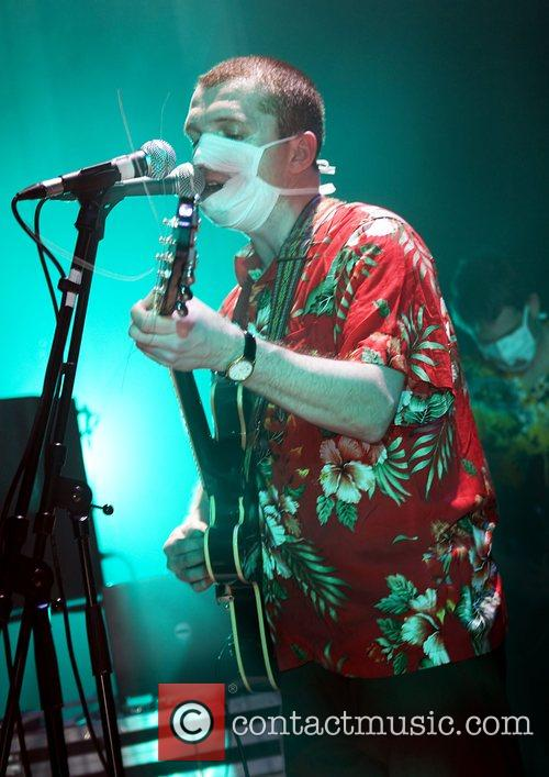 Performing at Liverpool Bluecoat Arts Centre