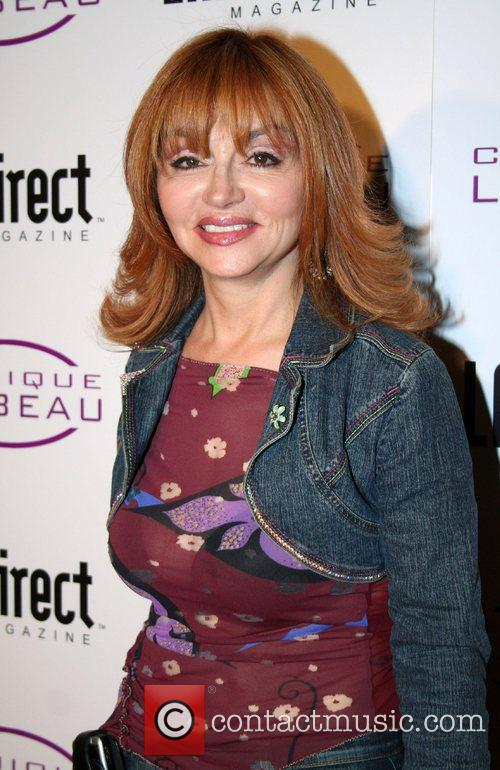 Judy Tenuta Grand opening of Clinique Le Beau...