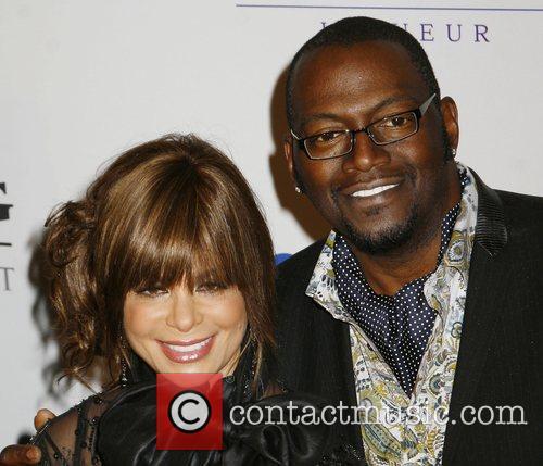 Paula Abdul, Randy Jackson Clive Davis Pre-GRAMMY Party...