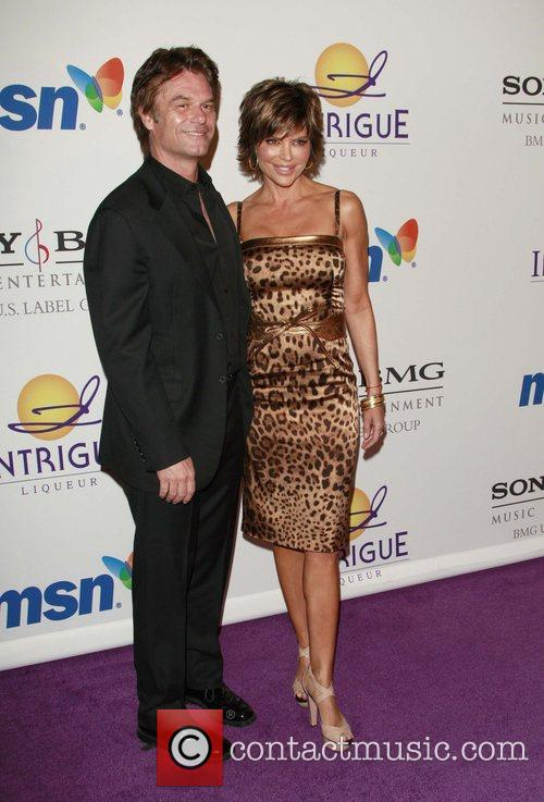 Harry Hamlin and Lisa Rinna 4