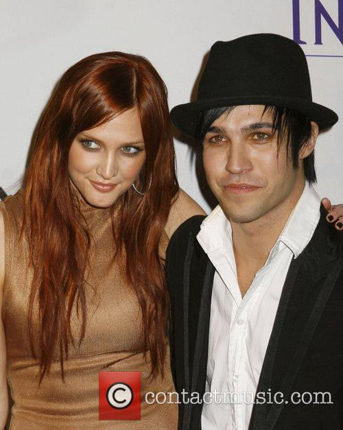 Ashlee Simpson and Pete Wentz 4