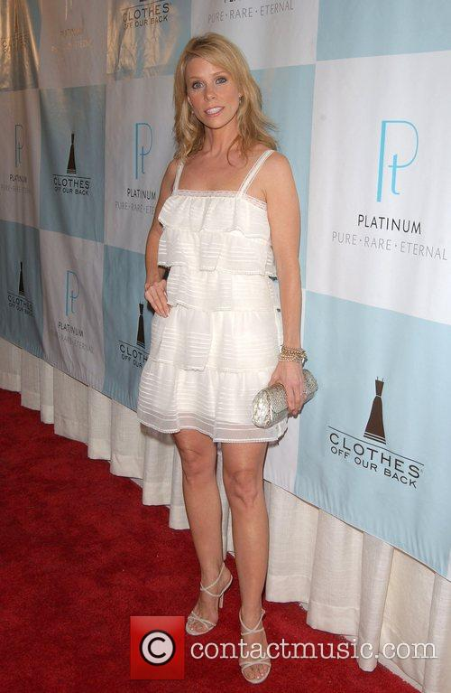 Cheryl Hines Platinum Guild International present the 'Clothes...