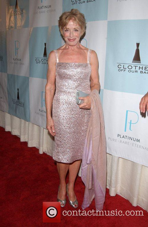 Holland Taylor Platinum Guild International with 'Clothes Off...