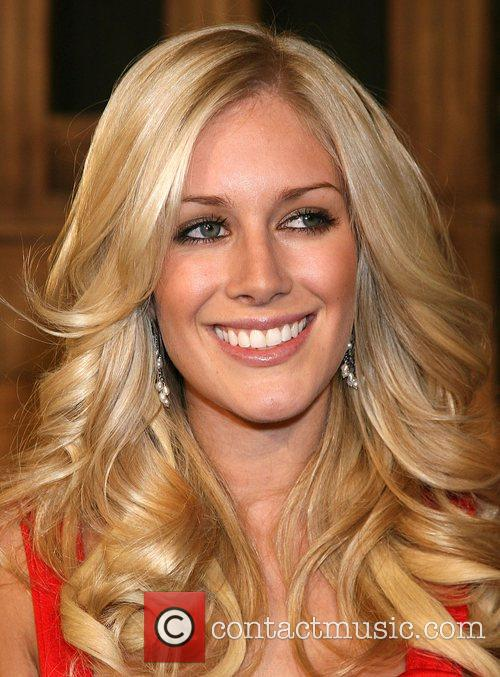 Heidi Montag Cloverfield Premiere held at Paramount Pictures...