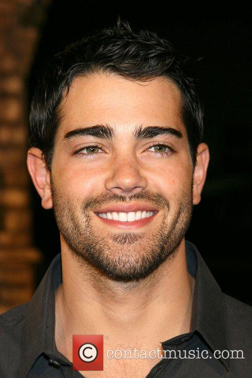 Jesse Metcalfe Cloverfield Premiere held at Paramount Pictures...