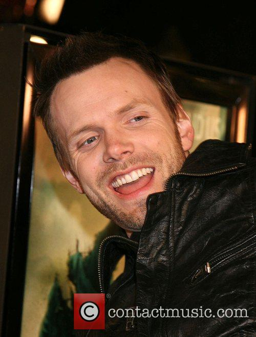 Joel Mchale and Paramount Pictures 5