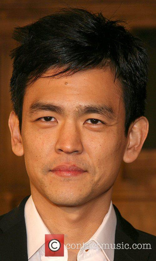 John Cho Cloverfield Premiere held at Paramount Pictures...