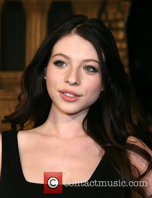 Michelle Trachtenberg Cloverfield Premiere held at Paramount Pictures...