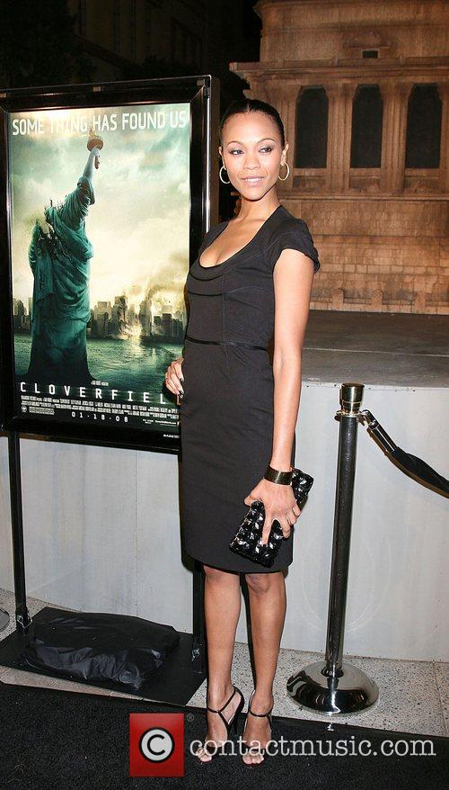 Zoe Saldana and Paramount Pictures 5