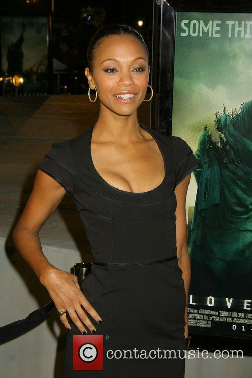 Zoe Saldana and Paramount Pictures 2
