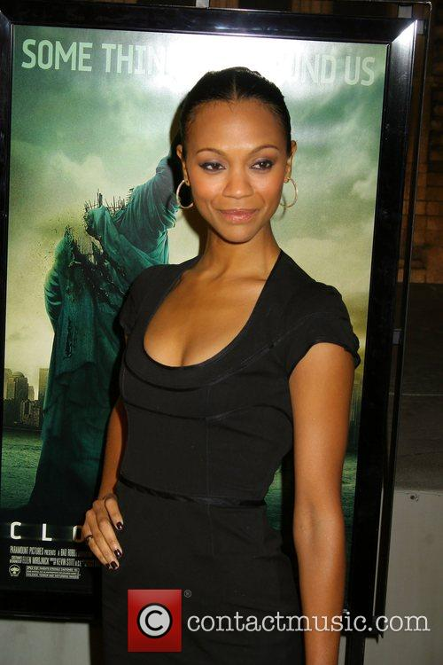 Zoe Saldana and Paramount Pictures 4