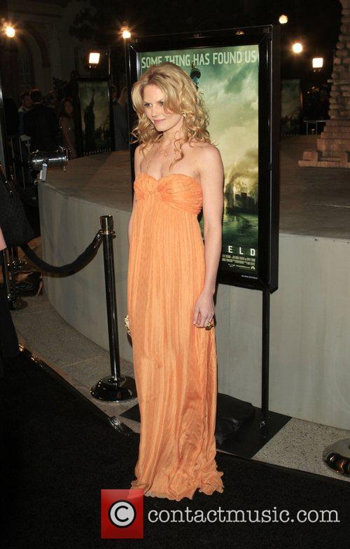 Jennifer Morrison Los Angeles Premiere of 'Cloverfield' at...
