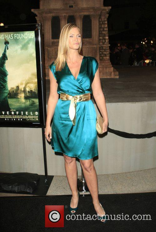 Los Angeles Premiere of 'Cloverfield' at Paramount Pictures...