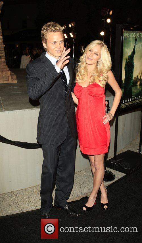 Spencer Pratt and Heidi Montag Los Angeles Premiere...