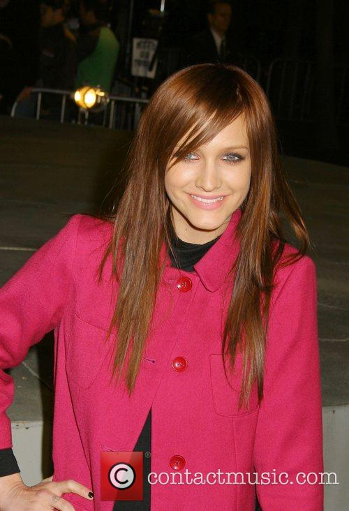Ashlee Simpson and Paramount Pictures 2