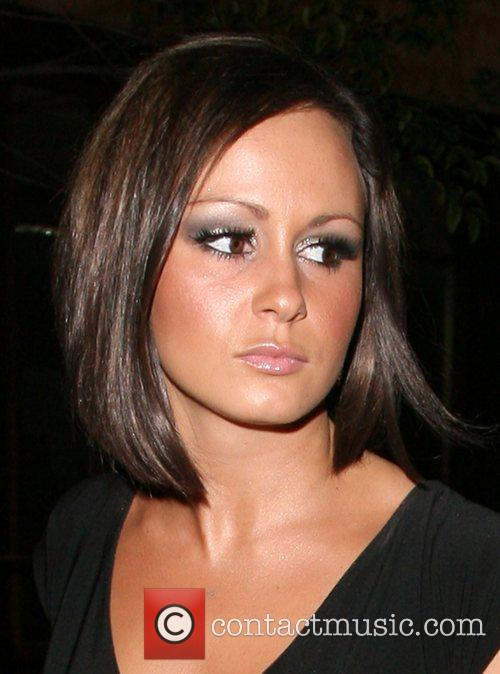 Chanelle Hayes at the final 'Club for Climate'...