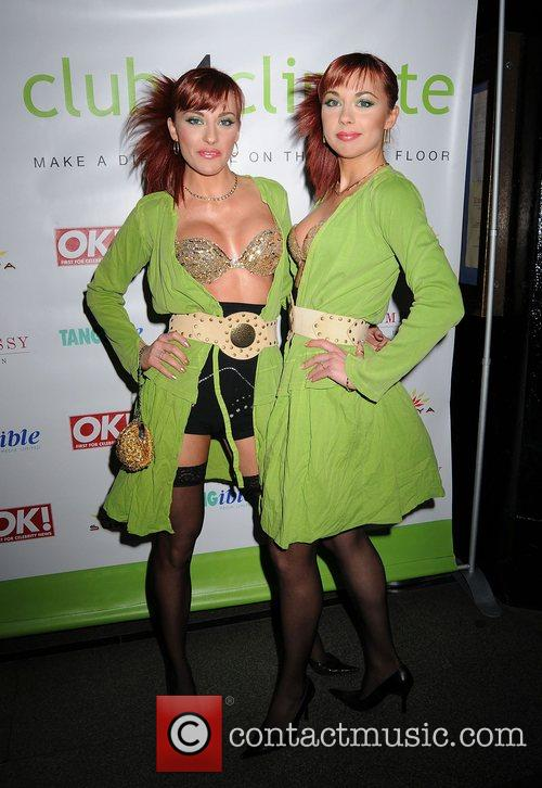 The Cheeky Girls Club 4 Climate Party at...