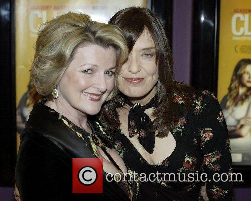 Brenda Blethyn and Cherie Nowlan  at the...