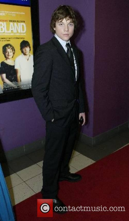 Khan Chittenden  at the premiere of '...
