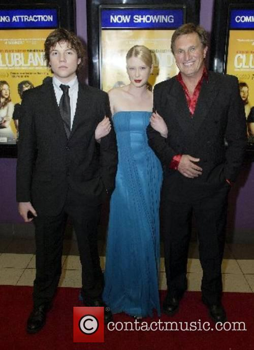 Khan Chittenden, Emma Booth and Frankie J. Holden...