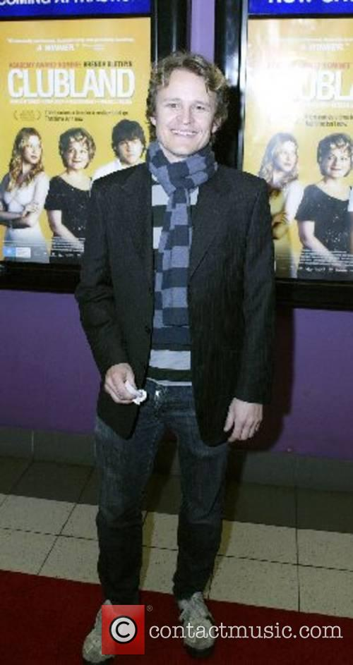 At the premiere of ' Clubland ' in...