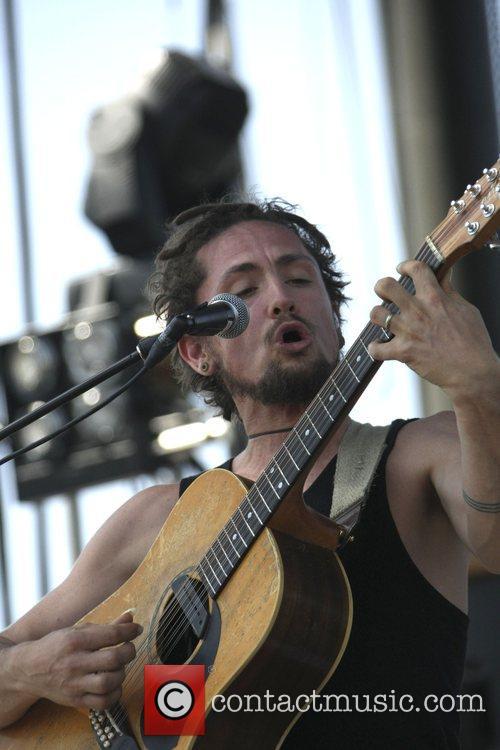 The Coachella Music festival 2008