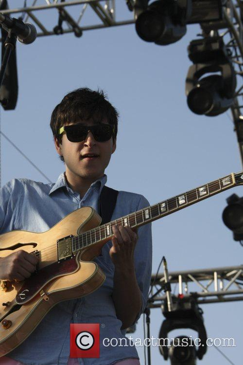 Vampire Weekend The Coachella Music festival 2008 Indio,...
