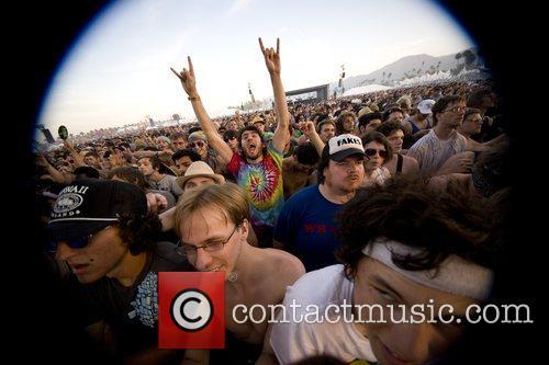 Coachella Music Festival 2008 - Day 3