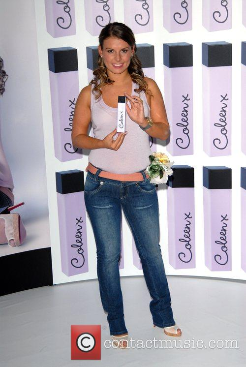 Coleen McLoughlin launches her signature fragrance 'Coleen' at...