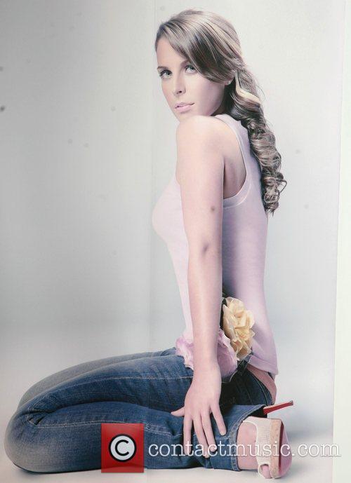 Coleen McLoughlin signs copies of her perfume 'Coleen...