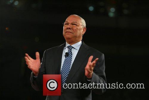 Former secretary of state Colin Powell was a...