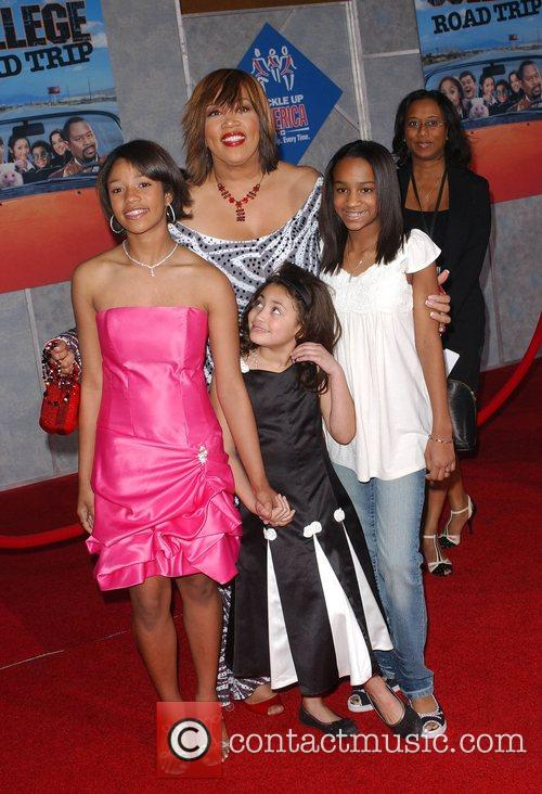 Kym E Whitley and Family