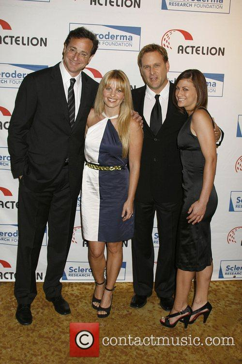 Bob Saget, Candace Cameron Bure and Dave Coulier 2