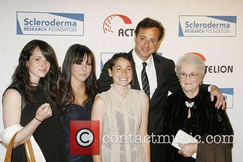 Bob Saget and Family 4
