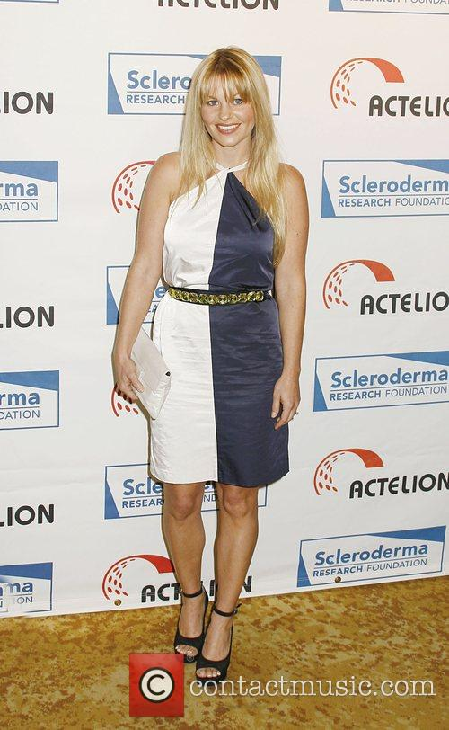 Candace Cameron Bure Scleroderma Research Foundation's 2008 Cool...