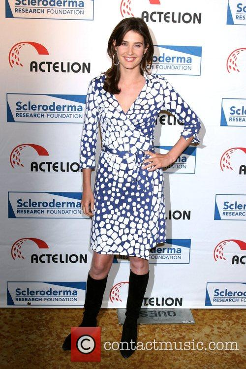 Cobie Smulders Scleroderma Research Foundation's 2008 Cool Comedy...