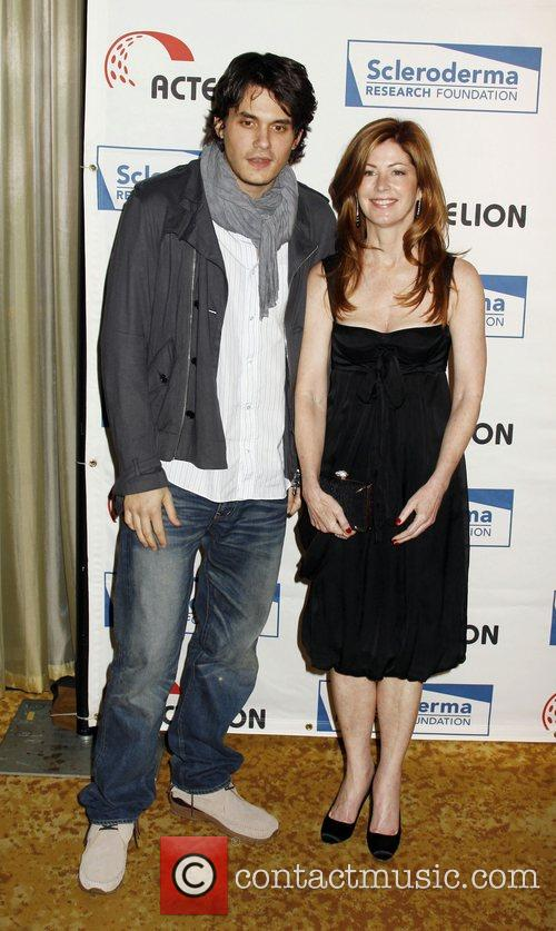 John Mayer and Dana Delany Scleroderma Research Foundation's...